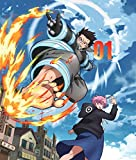 炎炎ノ消防隊 弐ノ章 Blu-ray 第1巻[DMPXA-136][Blu-ray/ブルーレイ] 製品画像