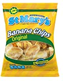 St. Mary's Banana Chips, 1.06 Ounce (Pack of 20)...