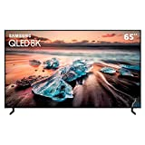 TV QLED Samsung 65' 65Q900R UHD 8K Smart, IA Upscaling, Direct Full Array 16x, Pontos Quânticos e HDR 3000