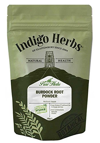 Indigo Herbs Burdock Root Powder 100g