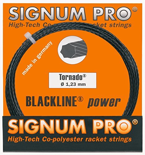Signum Pro Tornado String Set - Black, 1.29 mm by Signum Pro