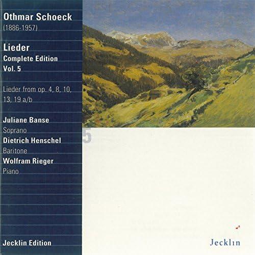 Juliane Banse, Dietrich Henschel, Wolfram Rieger & Christine Ragaz