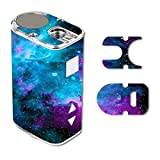 Decal Sticker Skin WRAP - Eleaf iStick 10W Mini - Nebula Galaxy Space Design Pattern Print