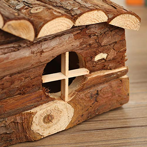 Willlly Igelhaus Holz Mit Rinde 31X19X19 Erfahrungen & Preisvergleich