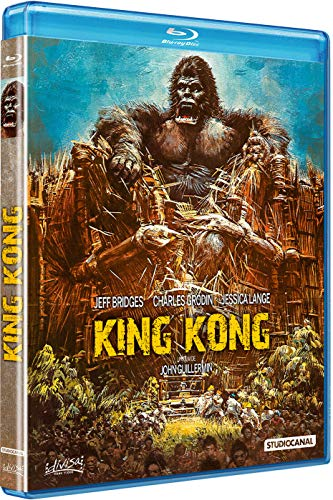 King Kong - BD [Blu-ray]