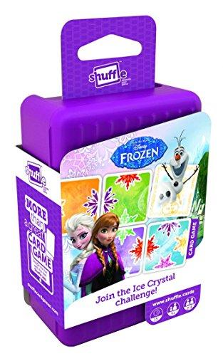 Shuffle Frozen Jeu de Cartes