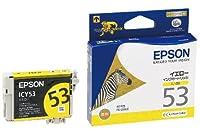 EPSON 純正インクカートリッジ  イエロー (PX-G5300用) ICY53