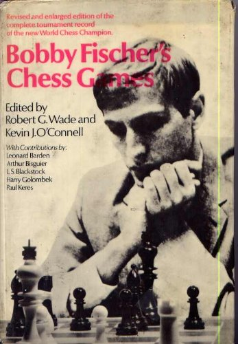 Price comparison product image Bobby Fischer's Chess Games
