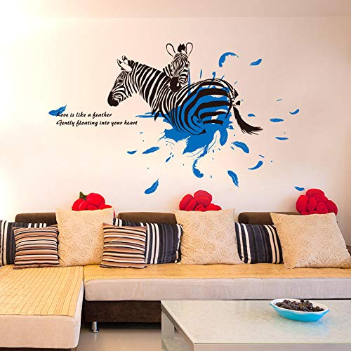 My Little Pony Slaapkamer DIY Woonkamer Mural Woonkamer muur Artiest Residence Decoratieve Vinyl Muursticker