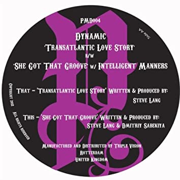 Transatlantic Love Story / She Got That Groove