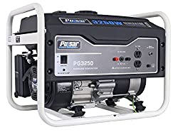 Pulsar PG3250 Portable Gas Powered Generator