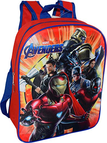 Marvel Avengers 15' School Backpack