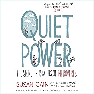 Quiet Power cover art