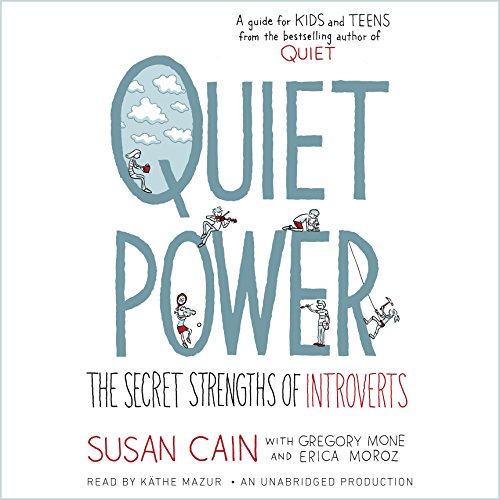 Quiet Power audiobook cover art