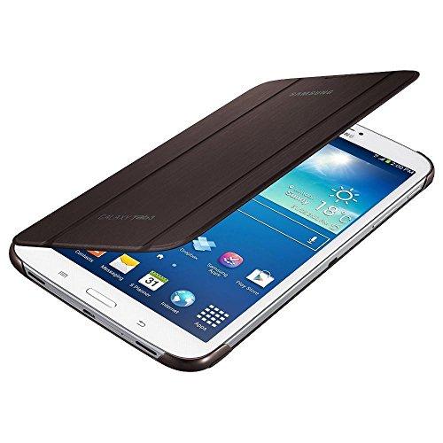 SAMSUNG EF-BT310BAEGWW Book Cover per Galaxy Tab 8.0, Marrone