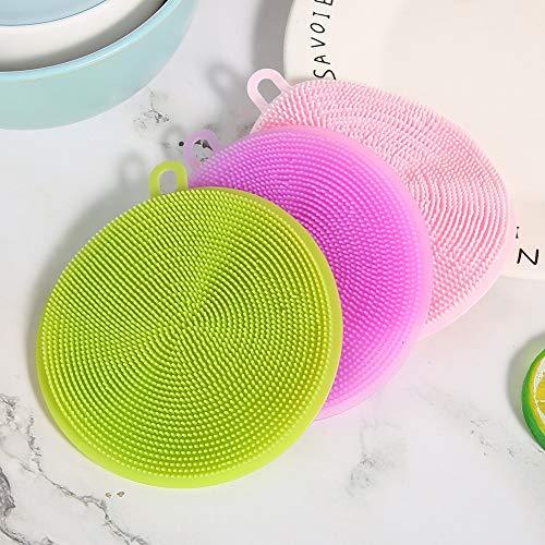 Redxiao 【  】 Brosse à Vaisselle, Lave-Vaisselle Pratique, Durable et sûr, pour Laver la Vaisselle à la Maison pour Laver la Vaisselle