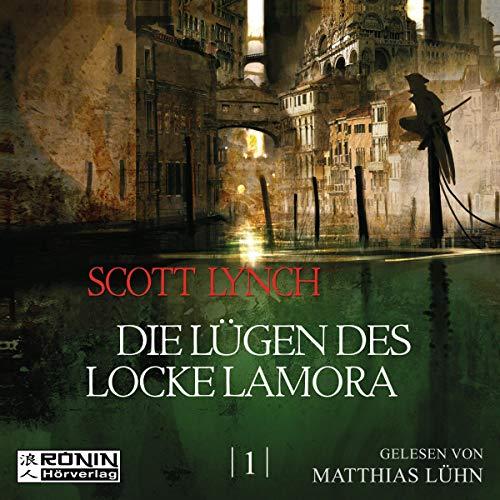 Die Lügen des Locke Lamora cover art