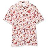 [ブリヂストンゴルフ] 半袖シャツ TOUR Bシャツ3GR03A メンズ オレンジ 日本 M (日本サイズM相当)