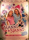 Hanni + Nanni - Filmplakat 120x80cm gerollt