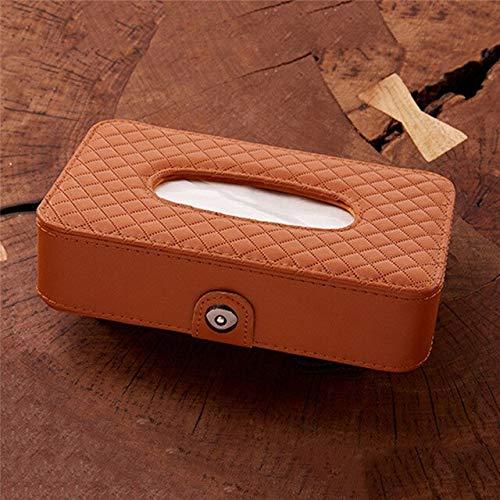 1 Uds Coche para Caja De Pañuelos Juegos De Toallas Visera De Coche para Soporte De Caja De Pañuelos Decoración De Almacenamiento Interior De Coche para Accesorios De Coche BMW