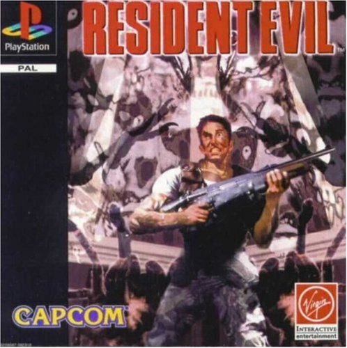Sony - Resident Evil Occasion [ PS1 ] - 5028587080302