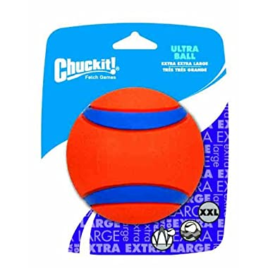 Petmate Chuckit Ultra Toy Ball for Dogs, XX-Large
