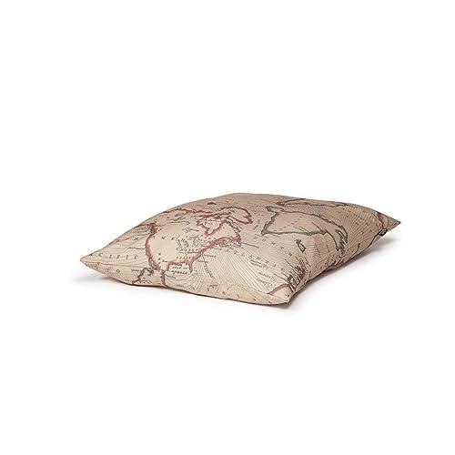 Danish Design Vintage Maps Deep Duvet Large 87cm x 138cm
