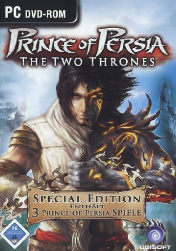 Prince of Persia: The Two Thrones - Special Edition (inkl. The Sands of Time, Warrior Within, The Two Thrones)