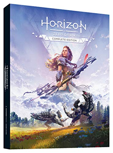 Horizon Zero Dawn Complete Edition: Official Game Guide