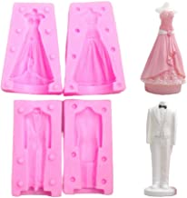 Buwei Speical Shaped Strip Candle Silicone Mould for Wedding Christmas Home Decoration