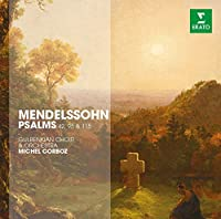 Mendelssohn: Psalms 42, 95, 115 by Michel Corboz
