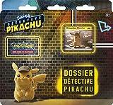 Un kit dédié à la sortie du film détective Pikachu Des cartes réalisées spécialement à l'occasion du film ! Un mini booster avec 4 cartes argentées utilisables en tournoi A partir de 6 ans