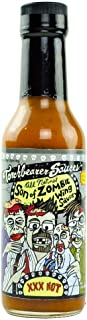 the son of zombie hot sauce