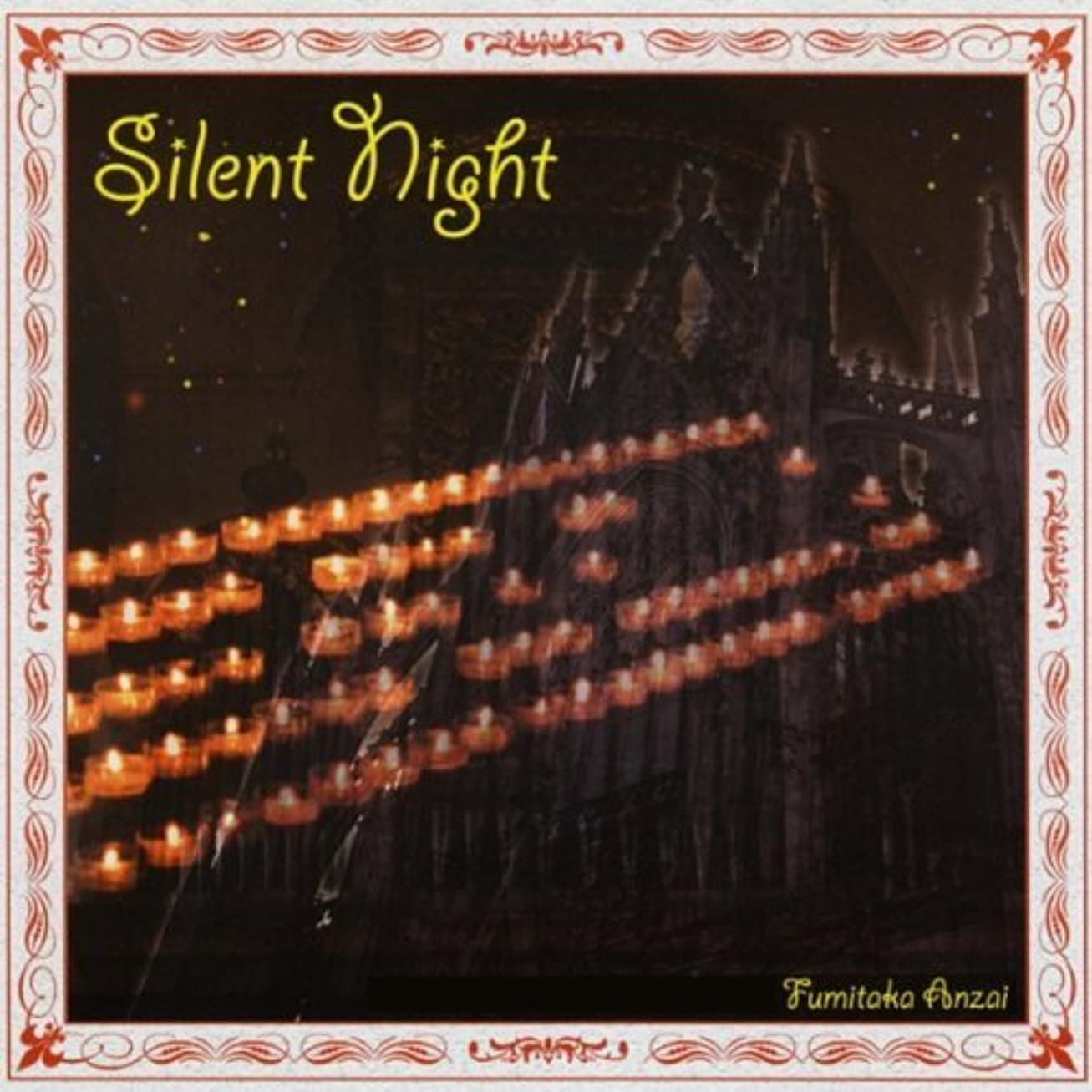 エンジンオーバーランリルSilent Night [CD] Fimitaka Anzai / Aki Hata / PaPa's pleasure
