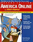 America Online for Busy People (Busy people series)