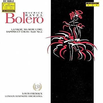 Ravel: Boléro - La Valse - Daphnis et Chloé
