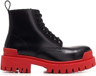 BALENCIAGA Luxury Fashion Mens 589338WA9671066 Black Ankle Boots   Spring Summer 20