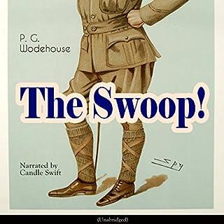 The Swoop! audiobook cover art