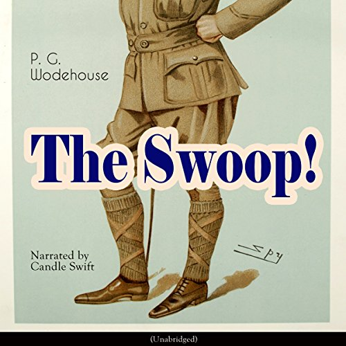 The Swoop! audiobook cover art