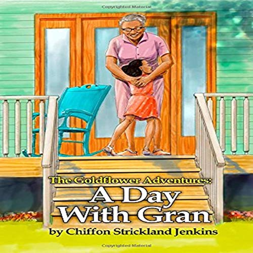 A Day with Gran  audiobook cover art