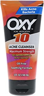 Oxy Acne Cleanser Maximum Strength 5 Ounces (Pack of 3)