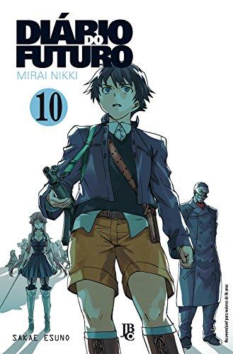 Diário do Futuro. Mirai Nikki - Volume 10