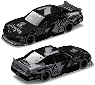 2011 Danica Patrick #7 GoDaddy 1:64 ARC Lionel NASCAR Diecast Car STEALTH