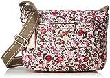 Oilily Groovy Shoulderbag Shz, Sacs portés épaule femme, Rose (Pink (Fuchsia)),...