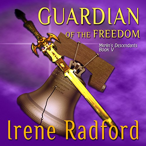 Guardian of the Freedom audiobook cover art