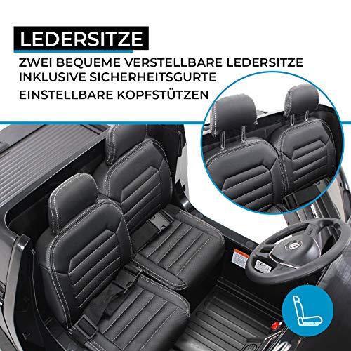 E-Auto für Kinder Volkswagen Amarok SUV Bild 4*