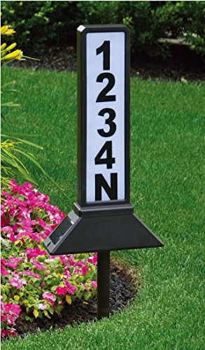 10 Best Solar Powered Address Numbers Sign Lights Reviews 4