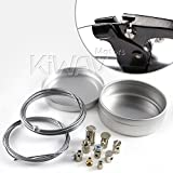 KiWAV Universal Throttle Clutch Brake parking brake Cable End Repair Travel Emergency Repair Kit Motorcycle bicycle ATV