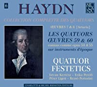 Haydn: Les Quatuors Oeuvres 59 & 60 (2002-08-19)