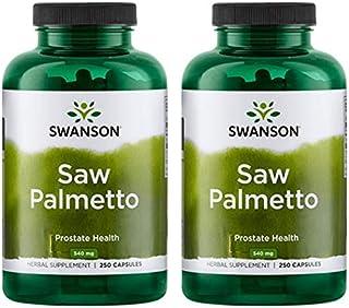 Saw Palmetto 540 mg by Swanson Premium (250X2)
